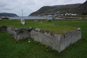 ruin gamle kirke