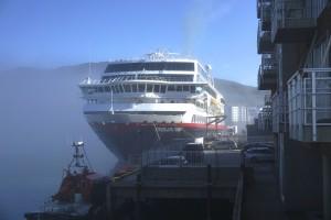 Hammerfest hurtigruta 1