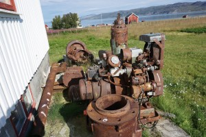 Hammerfest koelv muse