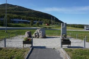 Hammerfest minnesmerke kvalsund 2