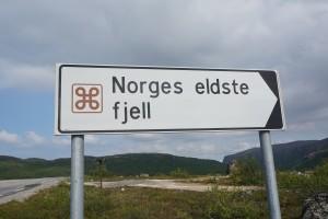 Kirkenes eldste fjell 1