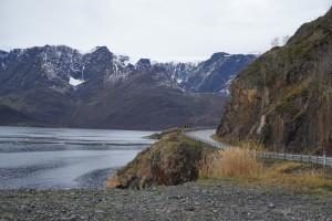 Loppa øksfjordjøkulen 1