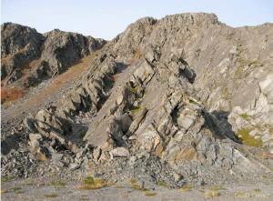 Berlevåg geologi 1