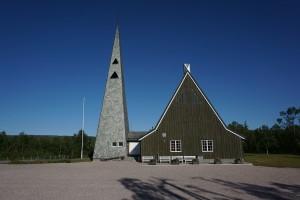 Tana Rustfjelbma kirke1