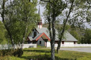 Alta leirbotn kirke 2
