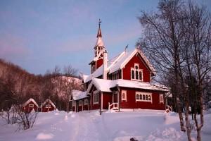 Kirkenes neiden kirke K1