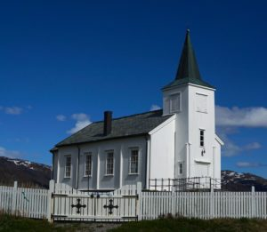 Langfjorden Kirke k1