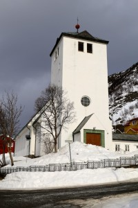 Loppa Øksfj kirke K 8