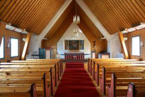 Kvalsund Kokelv kirke k2