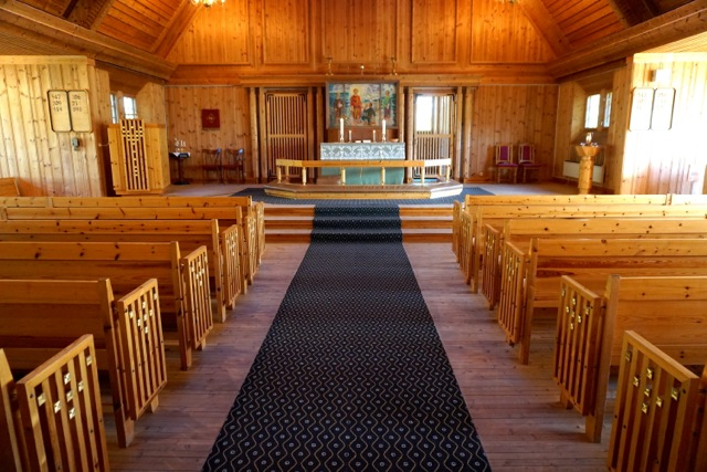 Alta komagfjord kirke 1