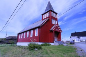Hasvik - Breivikbotn kirke 2