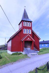 Hasvik - Breivikbotn kirke 3