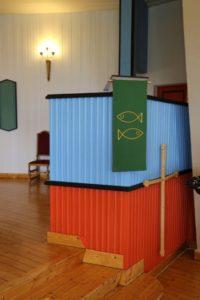Hasvik Hasvik kirke 17
