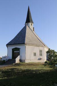 Hasvik Hasvik kirke 3
