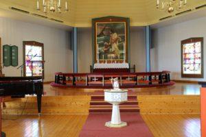 Hasvik Hasvik kirke 6