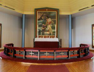 Hasvik Hasvik kirke 8