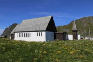 Hasvik - Sørvær kirke 6