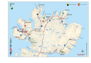 Kart nordkyn 2