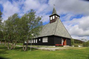 Kautokeino maze kirke1