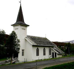 Kvalsund kirke k 2