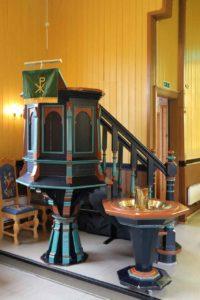 Kvalsund kirke k 4