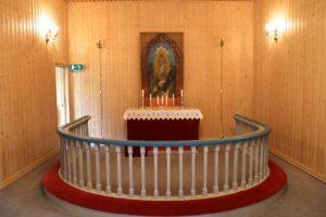 Loppa Nuvsvåg kirke 2