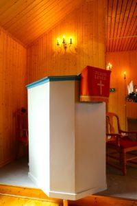 Loppa Nuvsvåg kirke 5