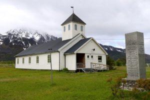 Loppa Nuvsvåg kirke 6