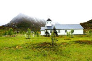 Loppa Nuvsvåg kirke 7