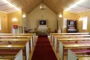 Loppa - Sandland kapell 2