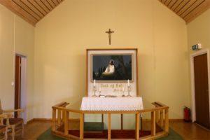 Loppa - Sandland kapell 6