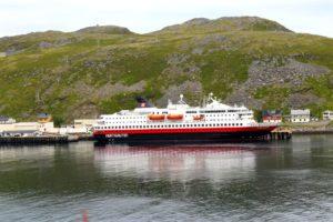 Måsøy Hurtigruta 13
