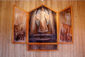 Måsøy guannarnes kirke 5