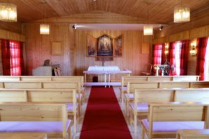 Måsøy gunnarnes kirke 1