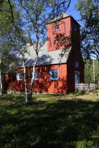 Karasjok Valjok kirke 11