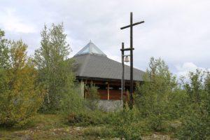 Kautokeino Lapholoball kirke 11