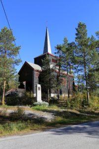 Kirkenes Svanvik kirke 0011