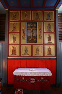 Kirkenes Svanvik kirke 110
