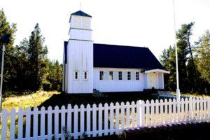Porsanger Skoganvarre kirke 11