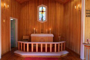 Porsanger Skoganvarre kirke 31