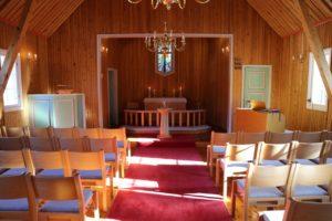 Porsanger Skoganvarre kirke 91